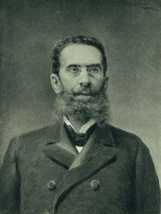 Cayetano Sánchez Bustillo (1839-1908), primer presidente del Banco Español de Crédito.