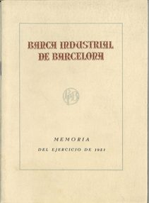 Banca Industrial de Barcelona 