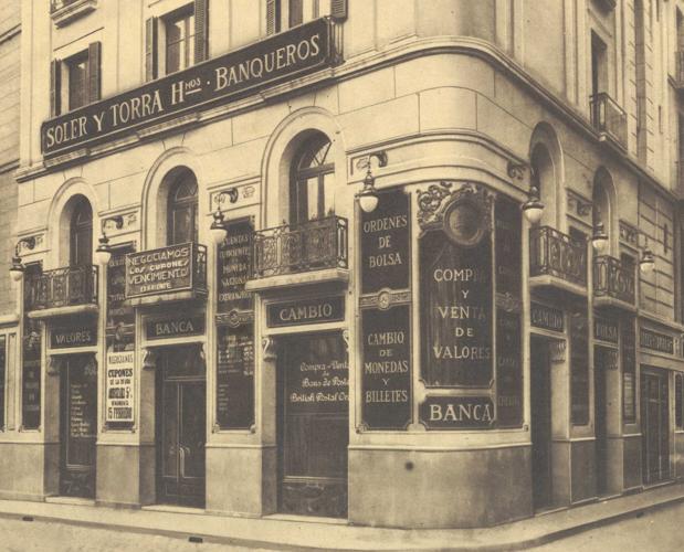 Banca Soler y Torra Hermanos 