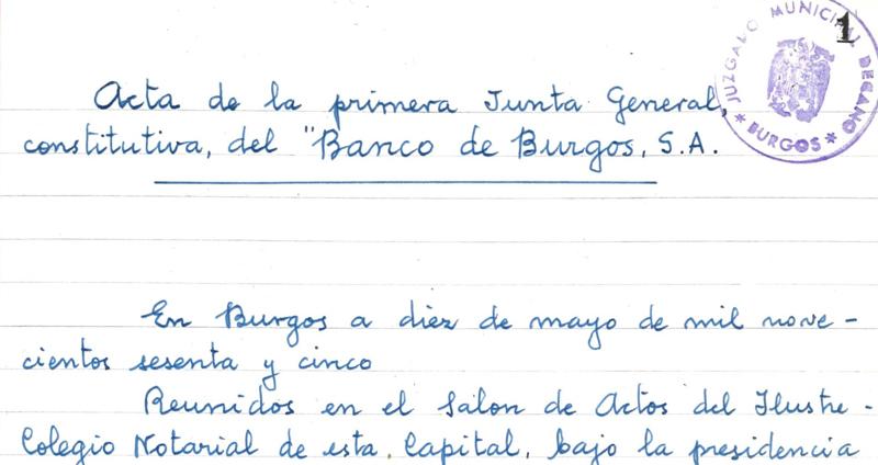 Banco de Burgos