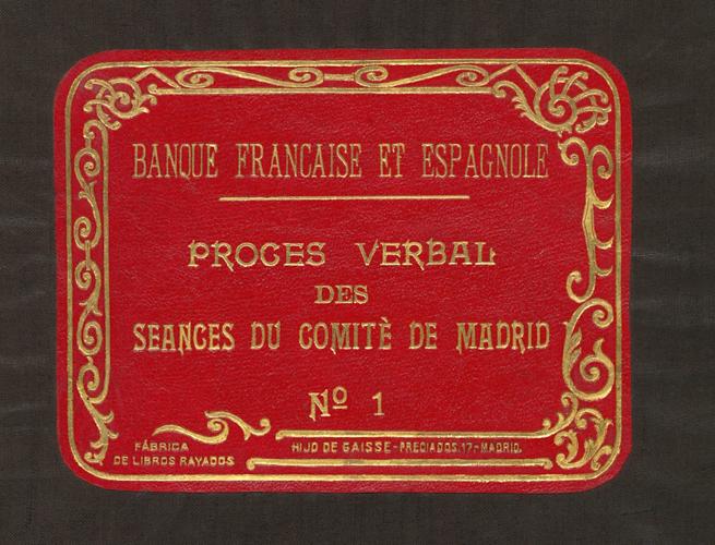 Banque Française et Espagnole