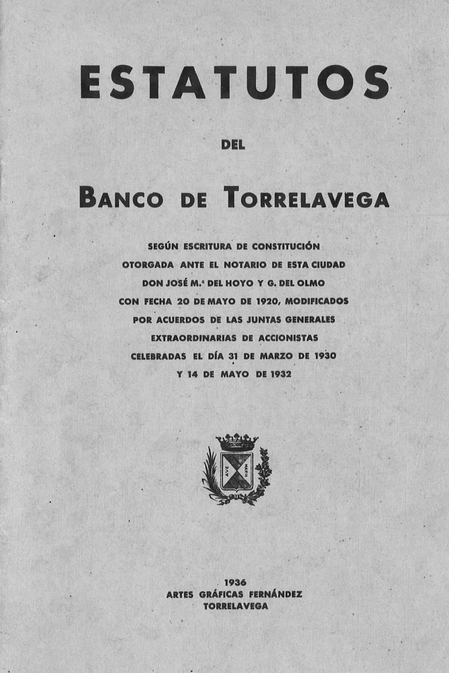 Banco de Torrelavega